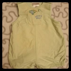 Baby body jumper overalls size 6m